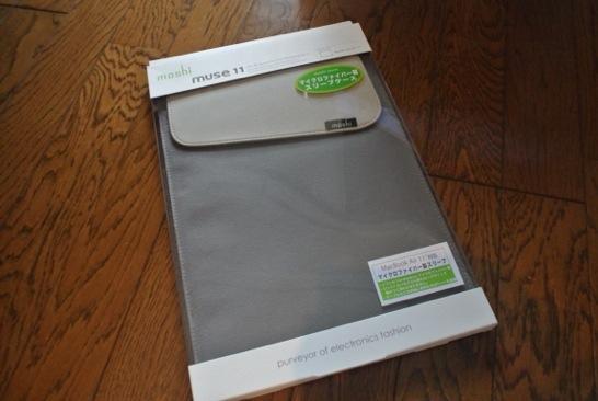 MacBook Air 11用にスリーブケース買いました。