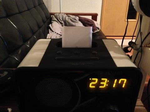 Dock端子をBluetoothの受信機にしてみた。