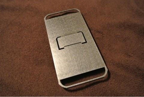iPhoneケースの終着点?