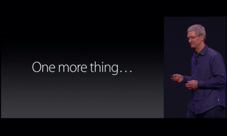 iPhone6発表!基本的にはリーク通り。