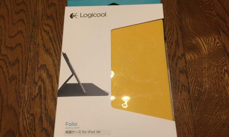 【ケース難民】iPad Airのケースが減ってきたので買いました。