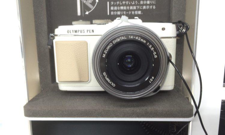 【物欲】今年はカメラを買い換えたい。