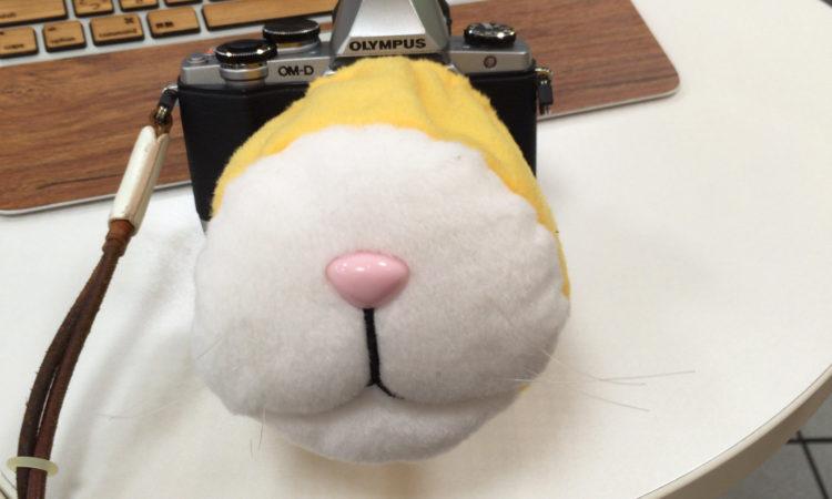 【レンズカバー】Hashy camera NOーZOOを買いました。