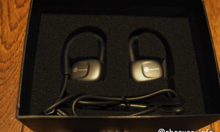 【Bluetoothイヤホン】TaoTronics TT-BH11をチェックする。