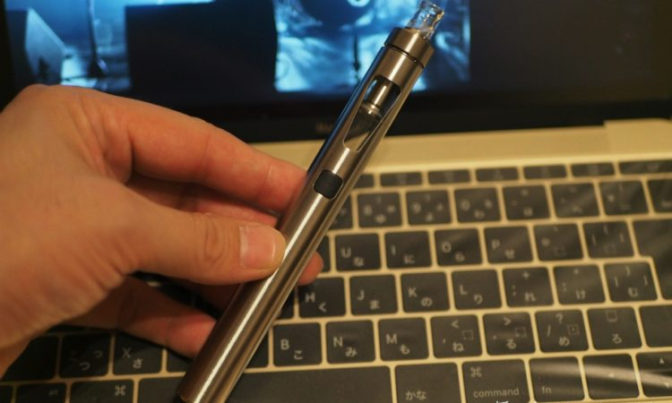 【VAPE】Joyetech eGo AIO D16を買ってみました。【電子タバコ】