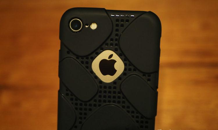 【レビュー】Auwet iPhone7ケース 落下防止 耐衝撃をチェックする。