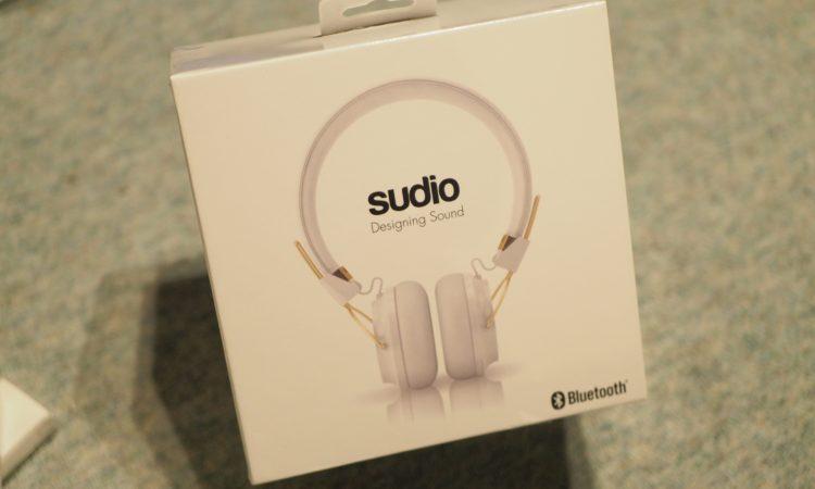 【Bluetoothヘッドホン】Sudio REGENTを試してみた。