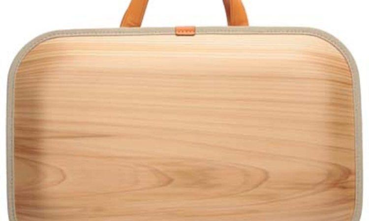 【物欲】これなら人と被らない超個性的な木製のバッグを見つけた話。【おしゃれ】