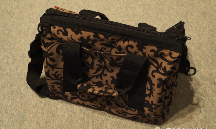【バッグ】ライゼンタール ボストンバッグ Mは大量の荷物を管理するのに最適。