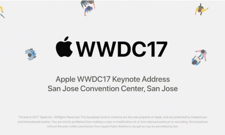 【WWDC 2017】個人的に気になったことを4つ書いてみます。