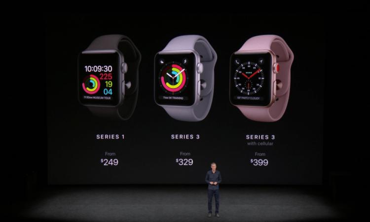 初めてのApple WatchはSeries 3よりSeries 2の方が実は良いのかもしれない。