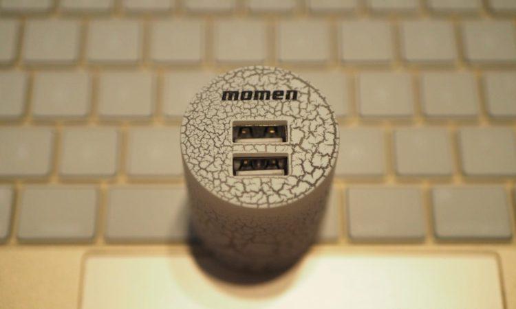 Codio USB急速充電器 ACアダプター 2ポートを試す。