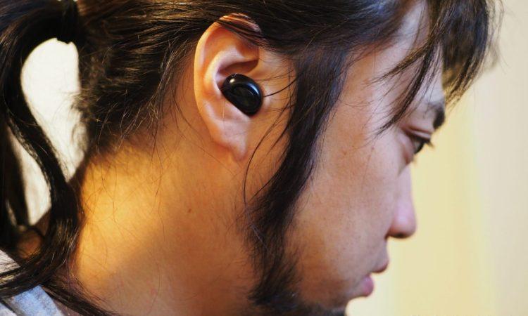 【片耳】Verkstar Bluetoothイヤホンワイヤレスヘッドセットを試す。