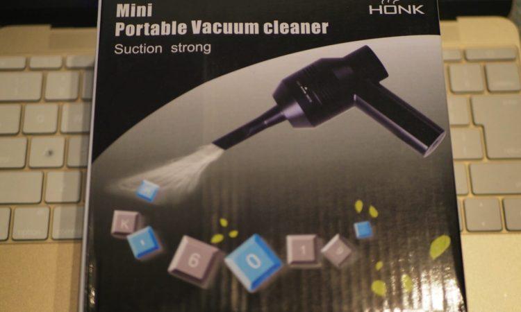 【小型掃除機】Best Choose USBミニクリーナーを試す。