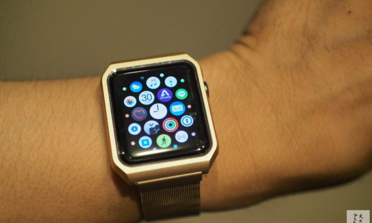 【マグネット固定】YOLOVIE For Apple Watch バンドを試す。