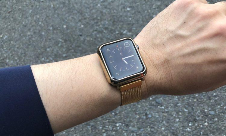 【オススメ】Apple Watchのケースとバンドはこれに決まり!
