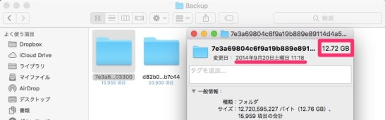 7e3a69804c6f9a19b889e89114d4a5efde403300_の情報_と_Backup